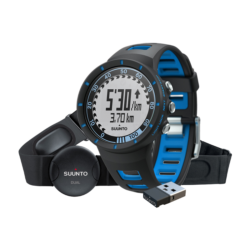 Sporttester Suunto Quest Blue