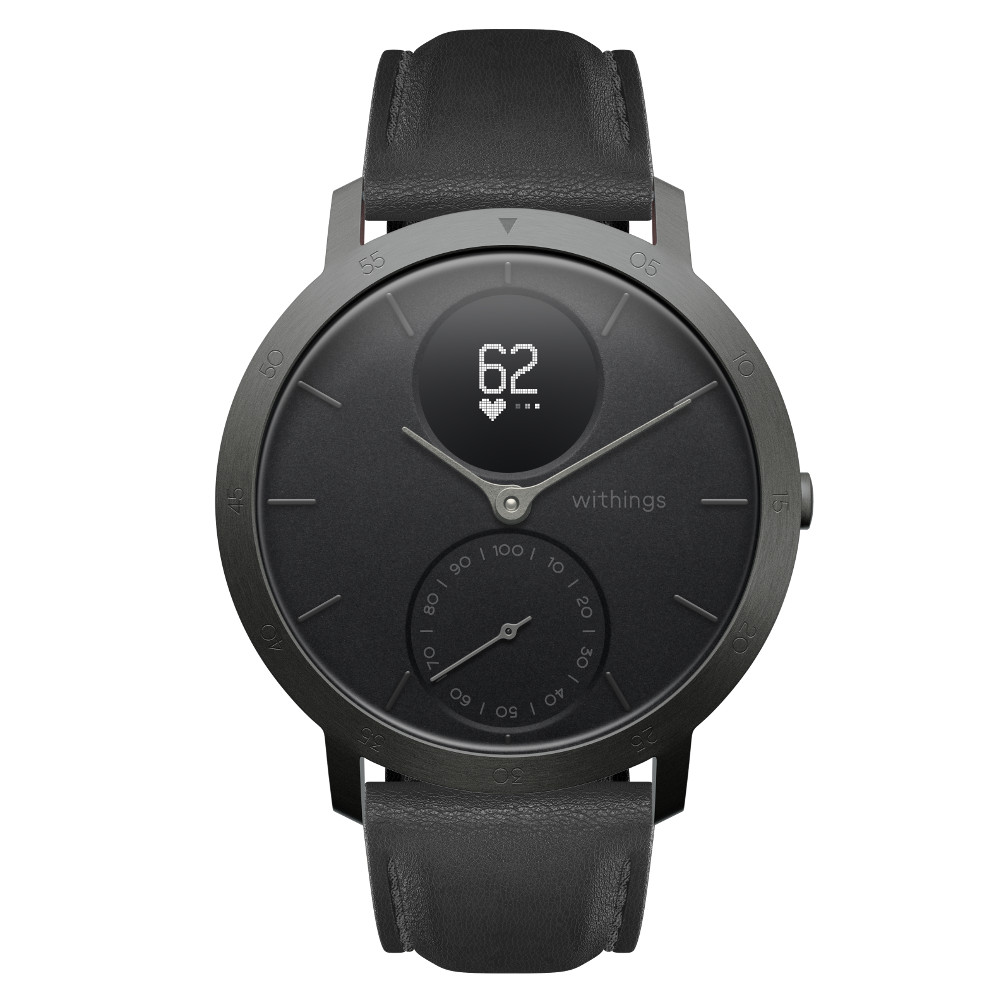 Withings Steel HR Slate GreyBlack