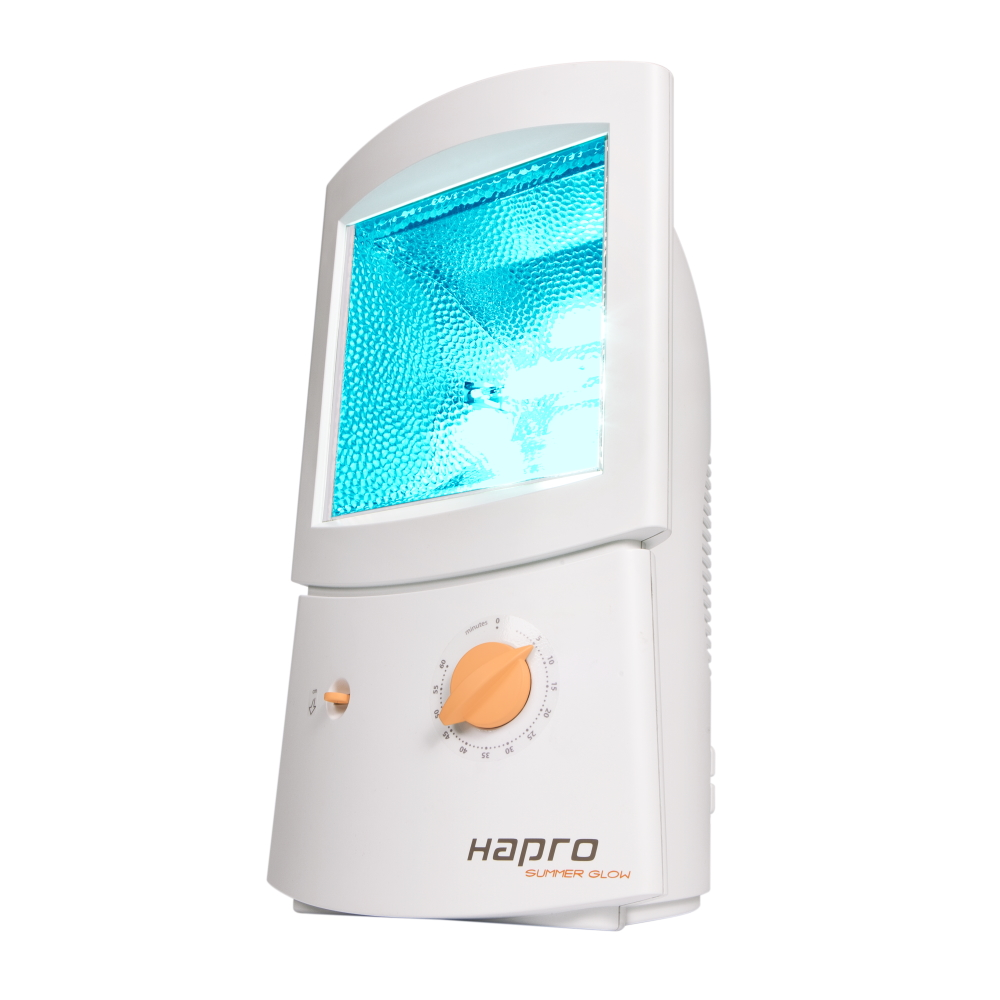 Obličejové solárium Hapro Summerglow HB 404