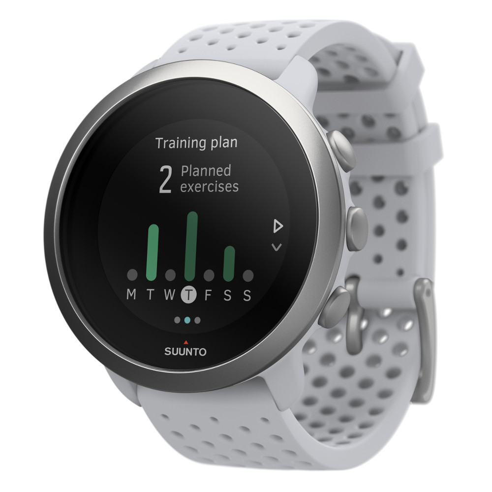 Suunto Suunto 3 Pebble White