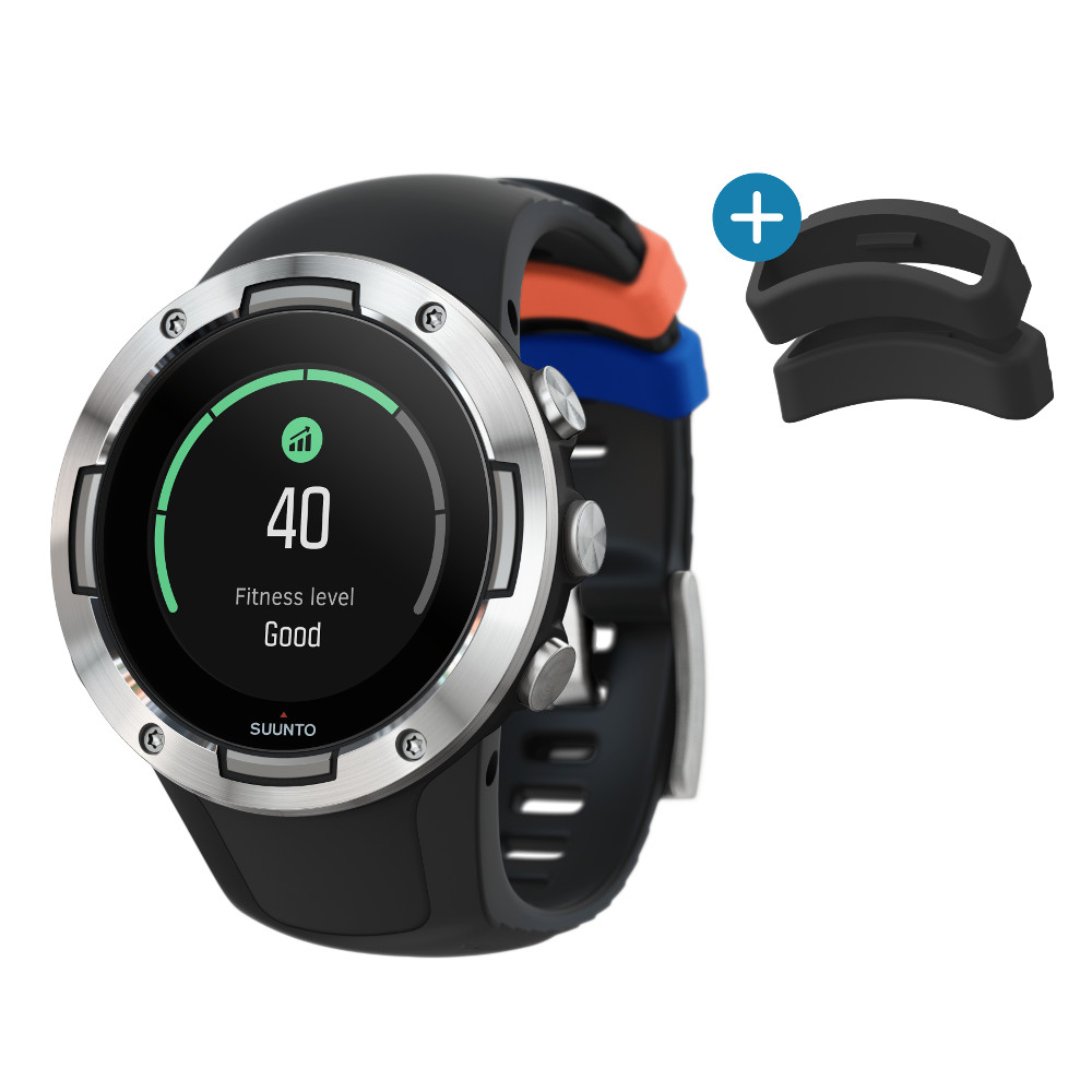 Suunto SUUNTO 5 Black Steel