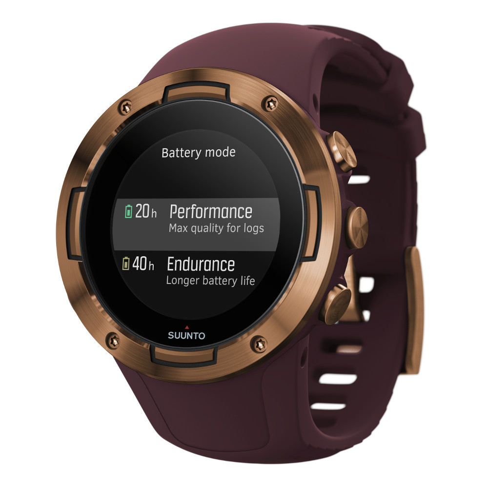 Suunto SUUNTO 5 Burgundy Copper