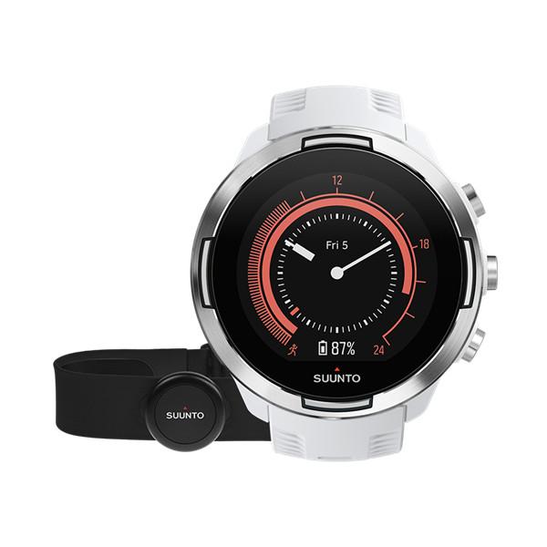 Sportovní hodinky SUUNTO 9 Baro HR White
