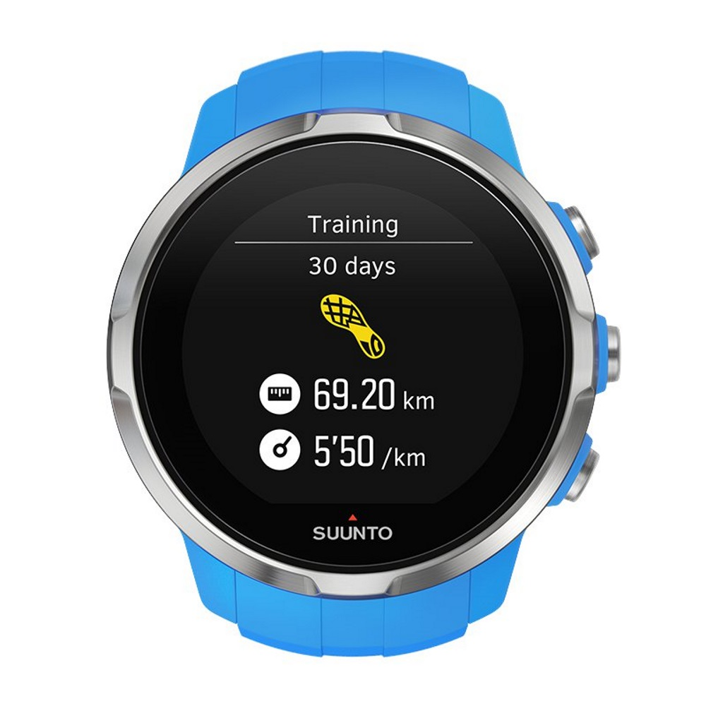Sportovní hodinky SUUNTO Spartan Sport Blue