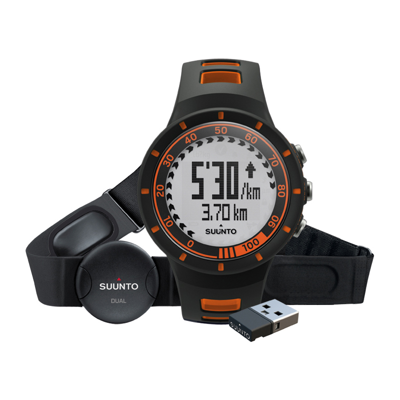 Sporttester Suunto Quest Orange