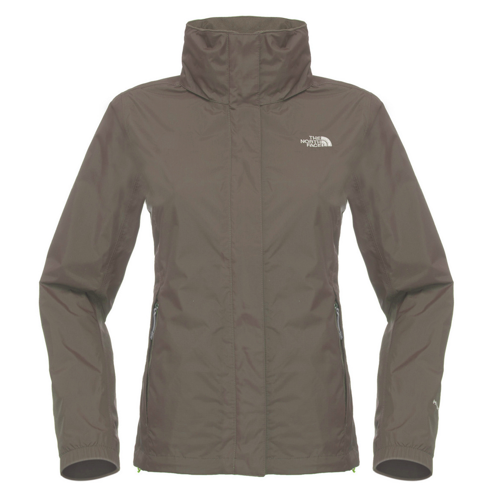 THE NORTH FACE Resolve hnědá  L