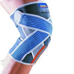 Bandáž - pásková podpora kolene XL