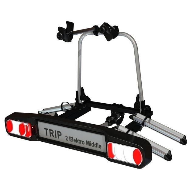 Nosič kol na tažné zařízení HAKR Trip 2 Middle Elektro