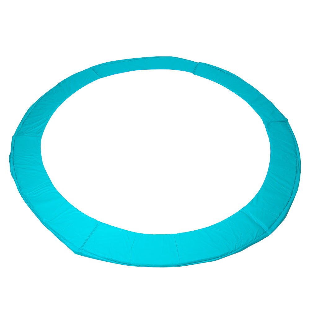 Kryt pružin na trampolínu inSPORTline 366 cm - zeleno-modrý