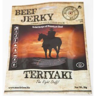 Sušené maso Beef Jerky 50g Teriyaki