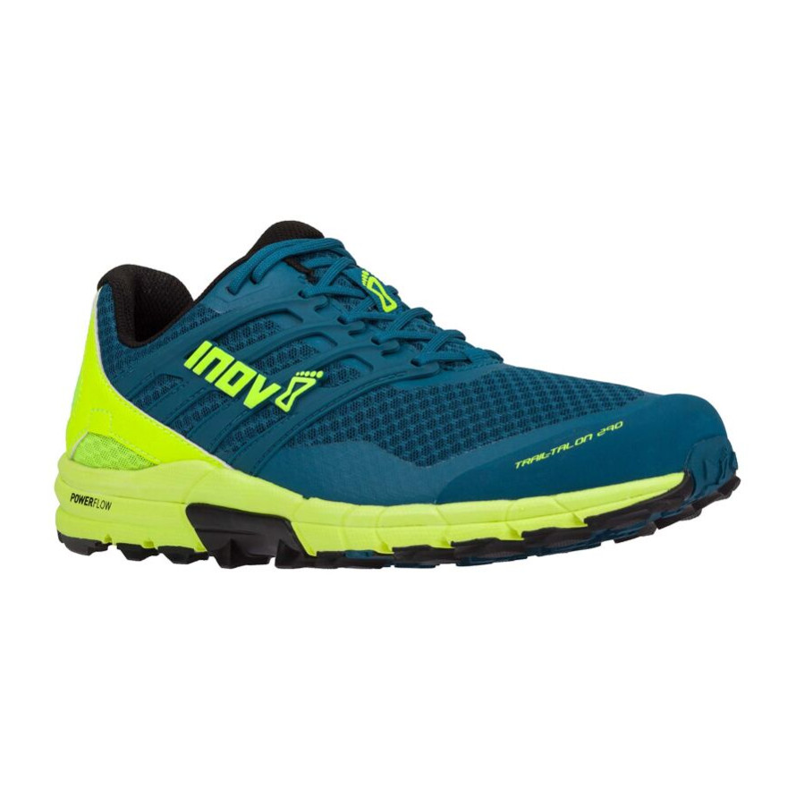 Inov8 Trail Talon 290 M S Blue GreenYellow  44