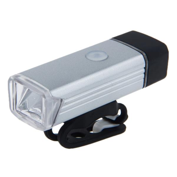 Přední světlo Trixline LED Sport 5W stříbrná