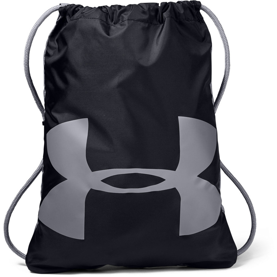 Under Armour Ozsee Sackpack Black - OSFA