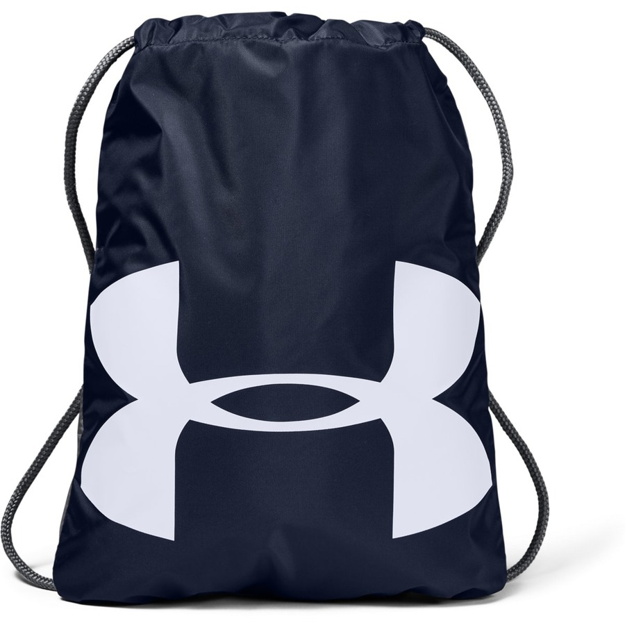 Under Armour Ozsee Sackpack Midnight Navy - OSFA