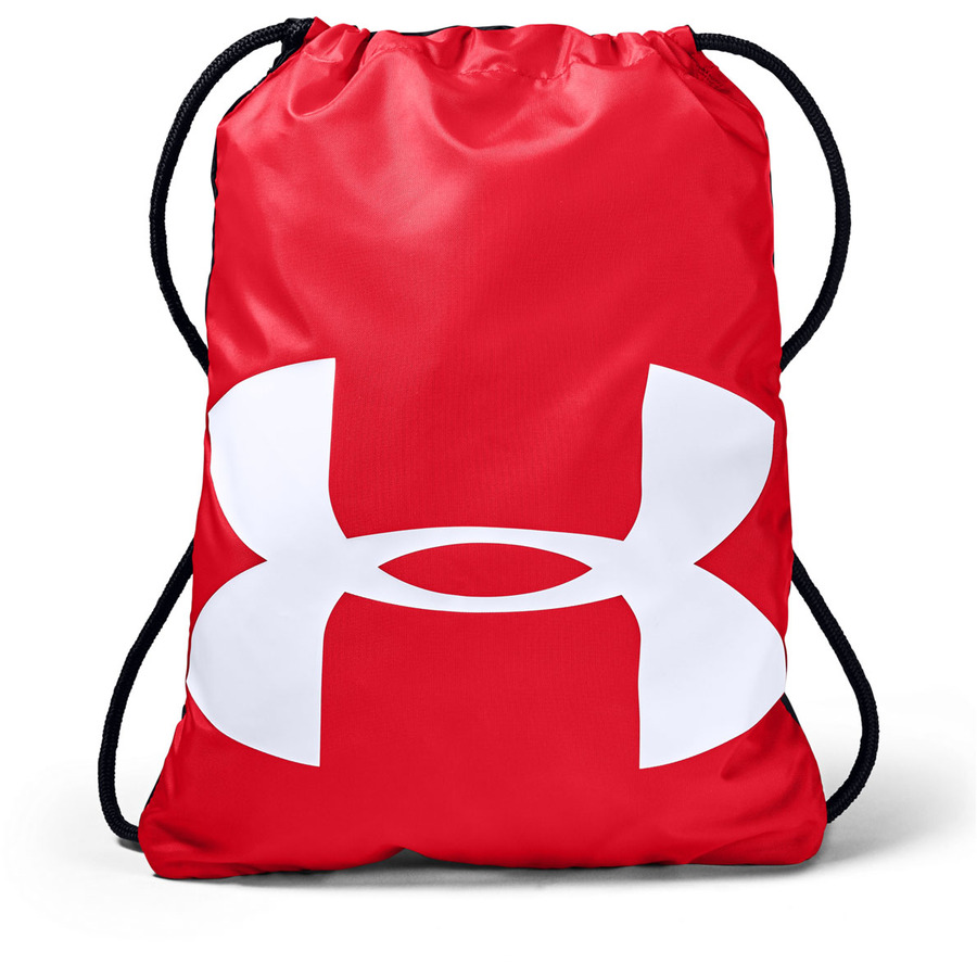 Under Armour Ozsee Sackpack Red - OSFA