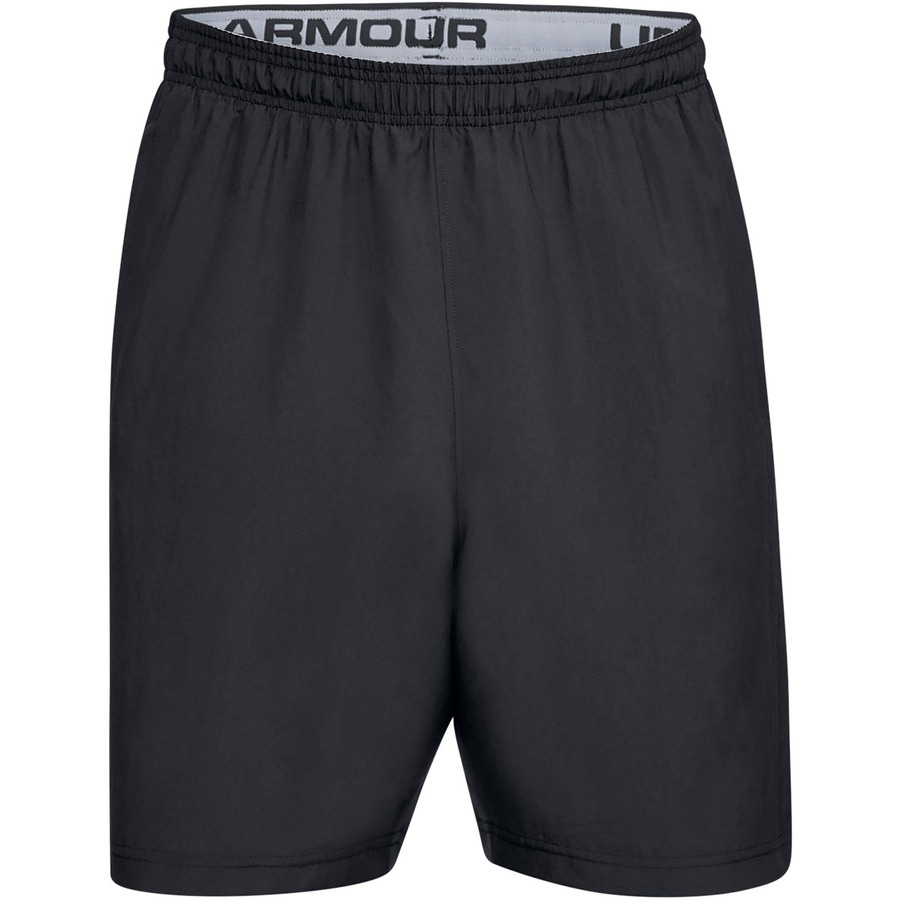 Under Armour Woven Graphic Wordmark Short Black - XXL