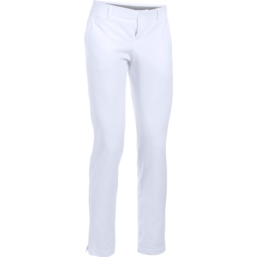 Under Armour Links Pant White - 2