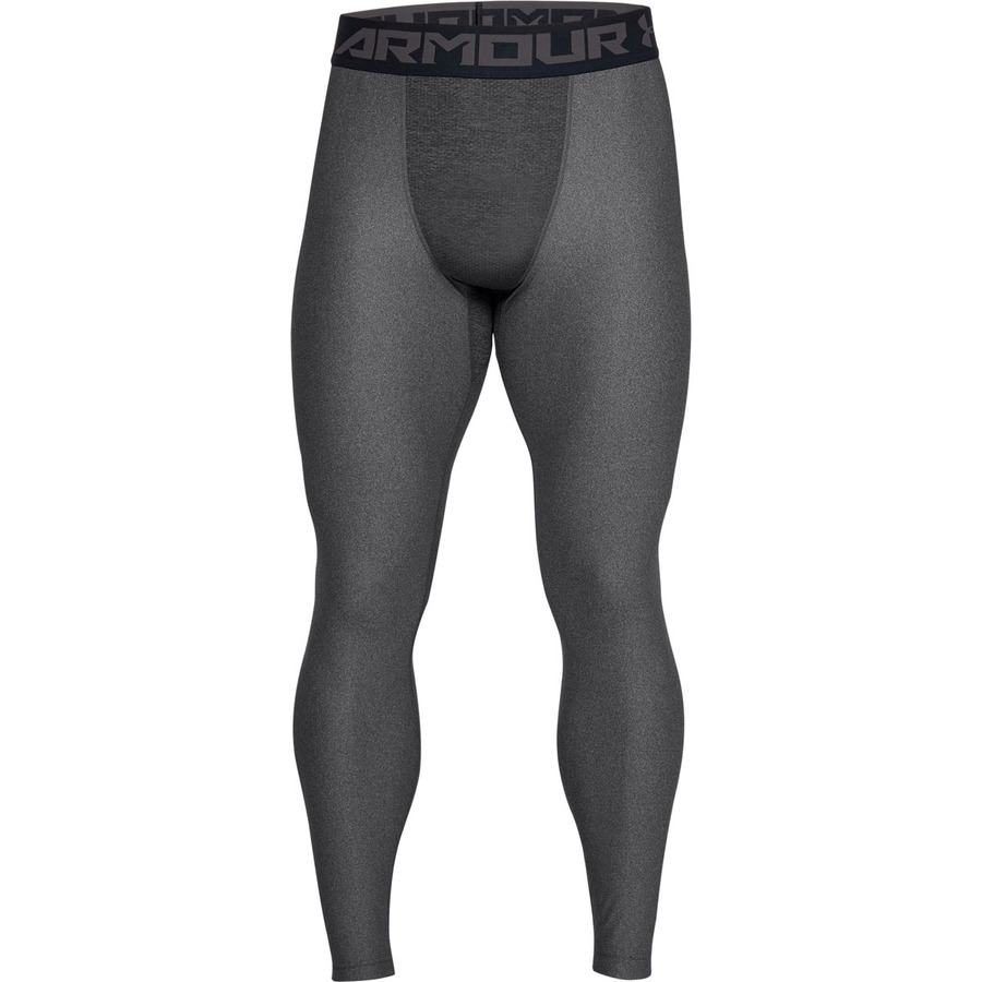 Under Armour HG Armour 2.0 Legging Carbon Heather - XS