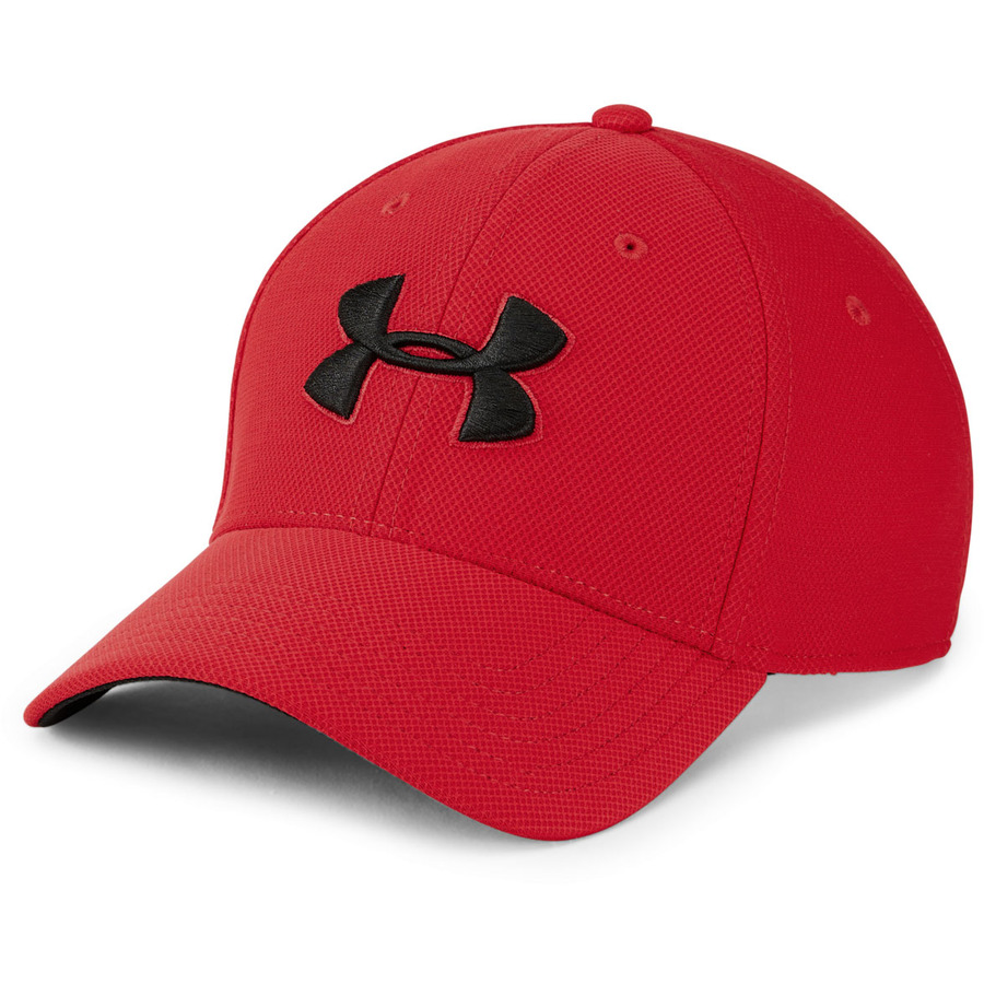 Under Armour Mens Blitzing 3.0 Cap Red - XLXXL (62-64)
