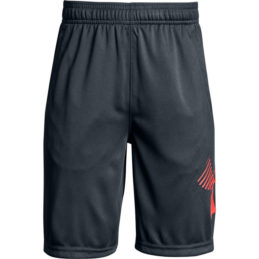 Under Armour Renegade Solid Short Stealth Gray - YS