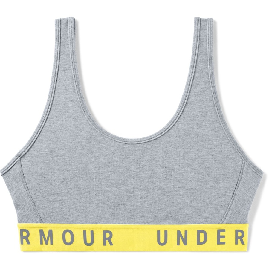 Under Armour Favorite Cotton Everyday Htr Steel Light Heather - S