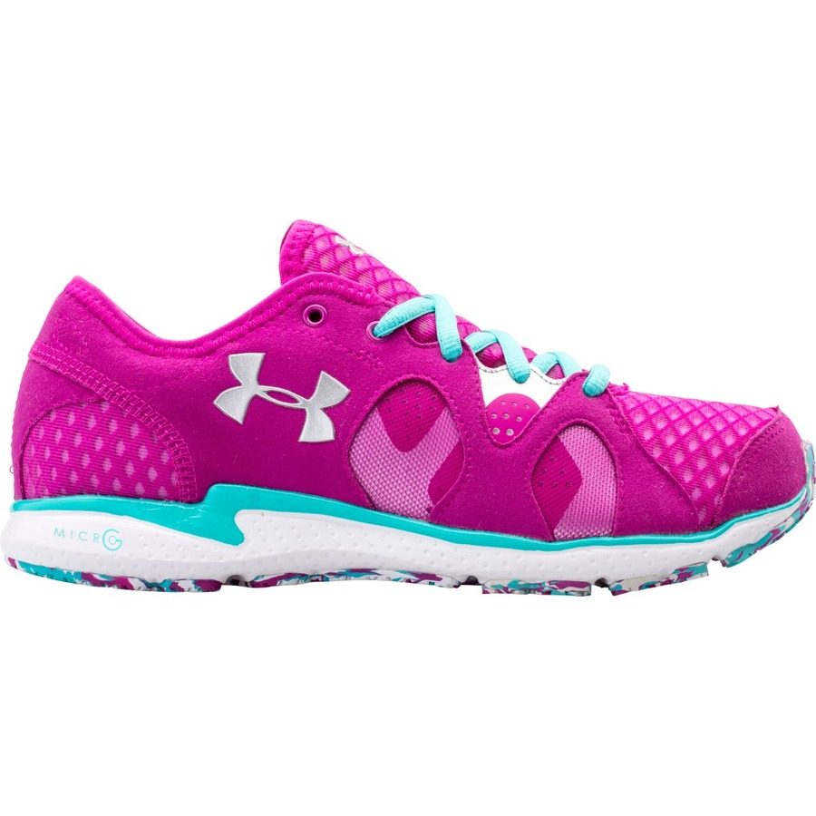Under Armour W Micro G Neo Mantis Fresh EggplantRobin BlueWhisper - 5,5