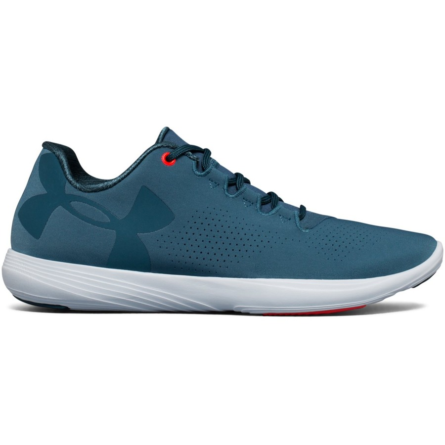 Under Armour W Street Precision Low BlumineCinnabar - 7,5