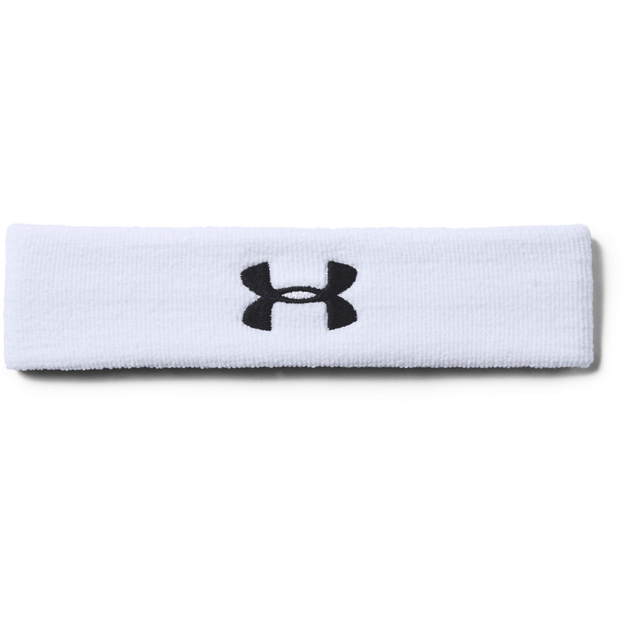 Under Armour Performance Headband White - OSFA