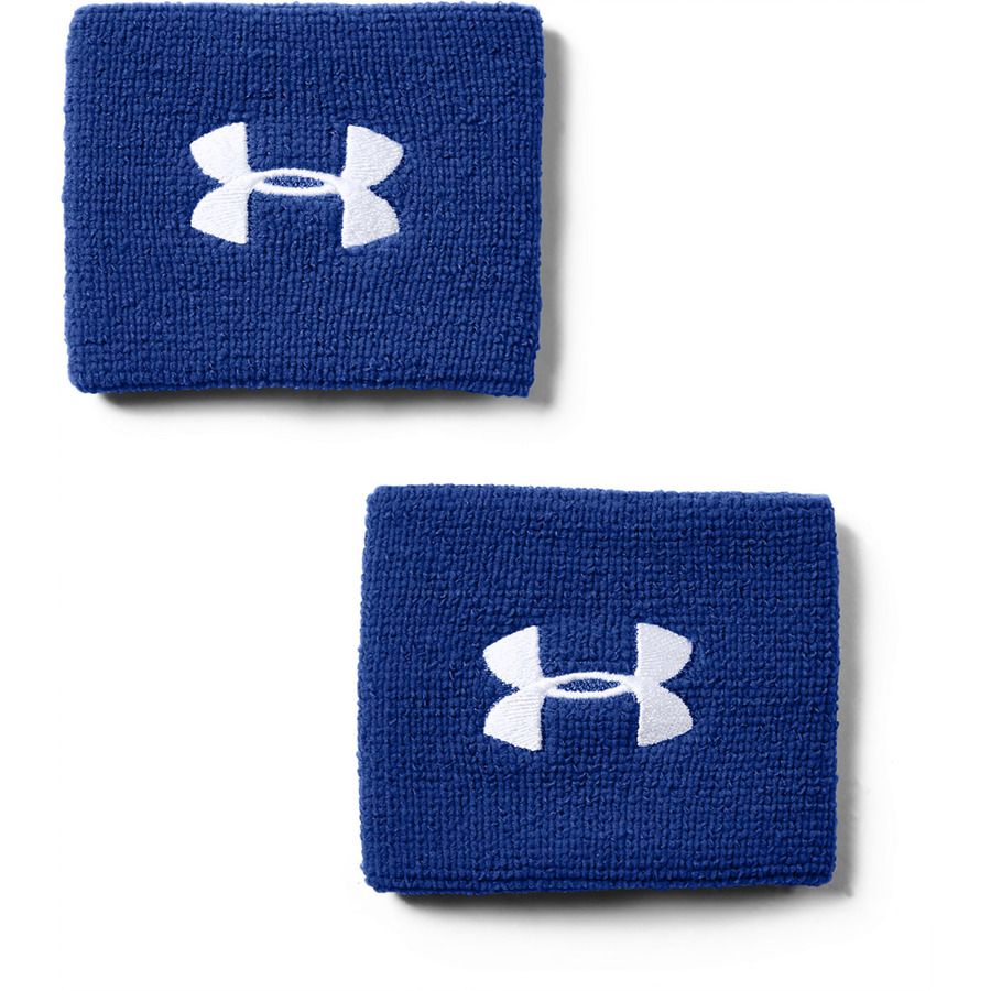 Under Armour Performance Wristbands Royal - OSFA