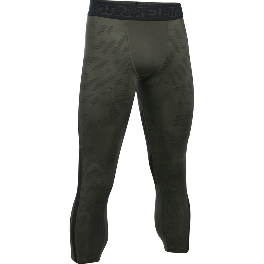 Under Armour HG SuperVent 2.0 34 Legging CamuGreen - XL