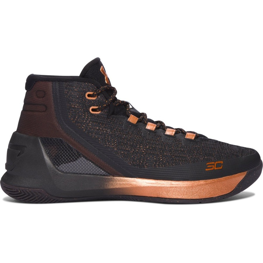 Under Armour Curry 3 ASW BlackOrange - 10
