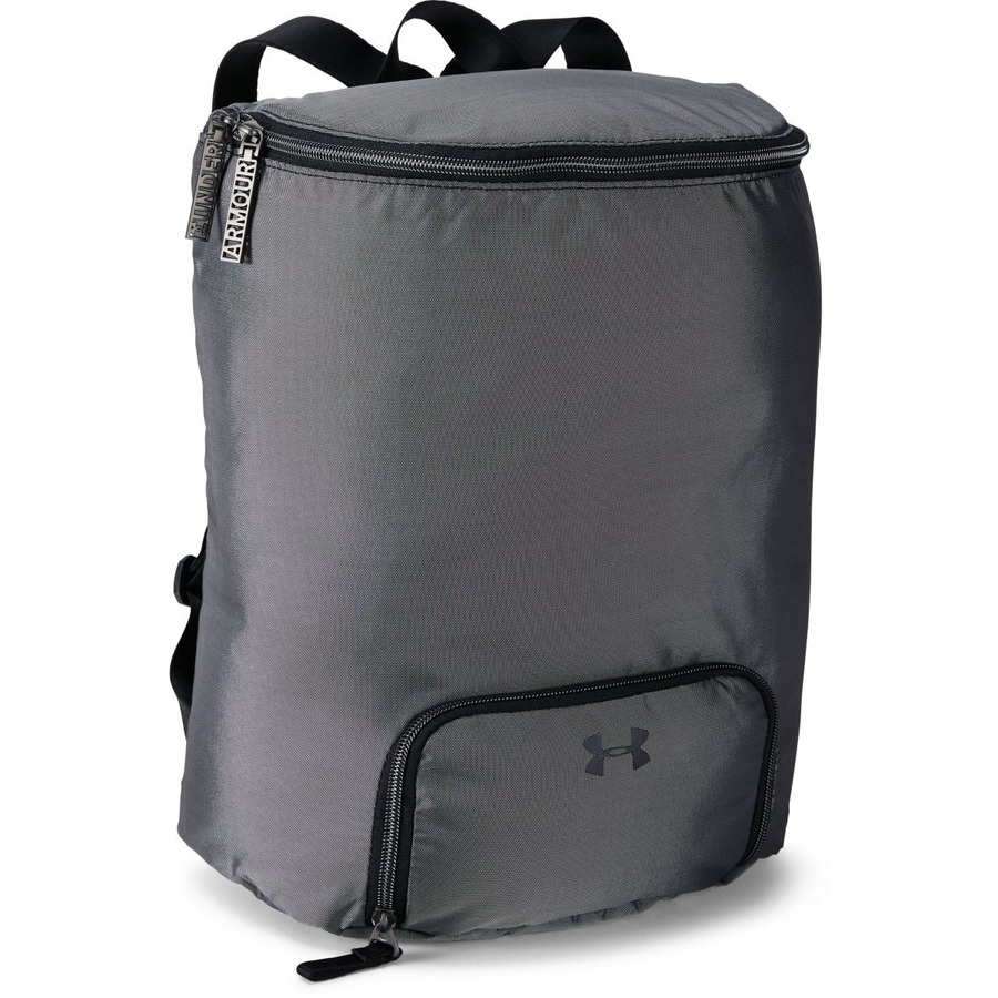 Under Armour Midi Backpack BlackWhiteBlack - OSFA