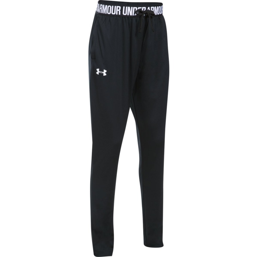 Under Armour Tech Jogger BlackBlackWhite - YS