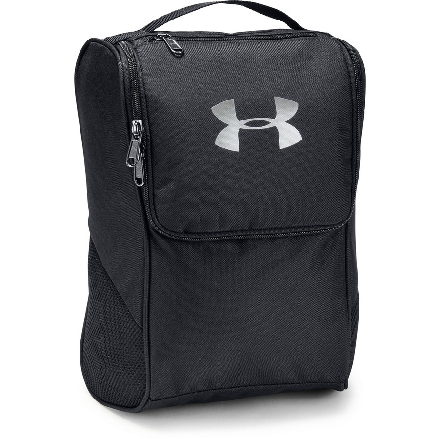 Under Armour Shoe Bag BlackBlackSilver - OSFA