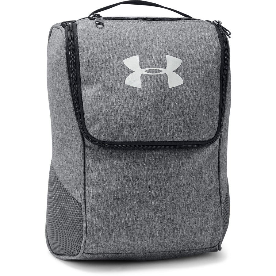 Under Armour Shoe Bag Graphite Medium HeatherGraphiteSilver - OSFA