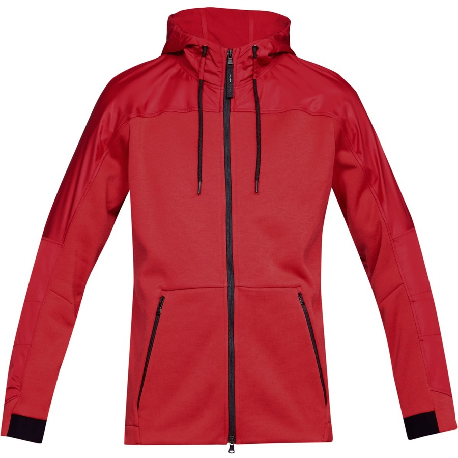 Under Armour Unstoppable Coldgear Swacket RedRadio Red - S