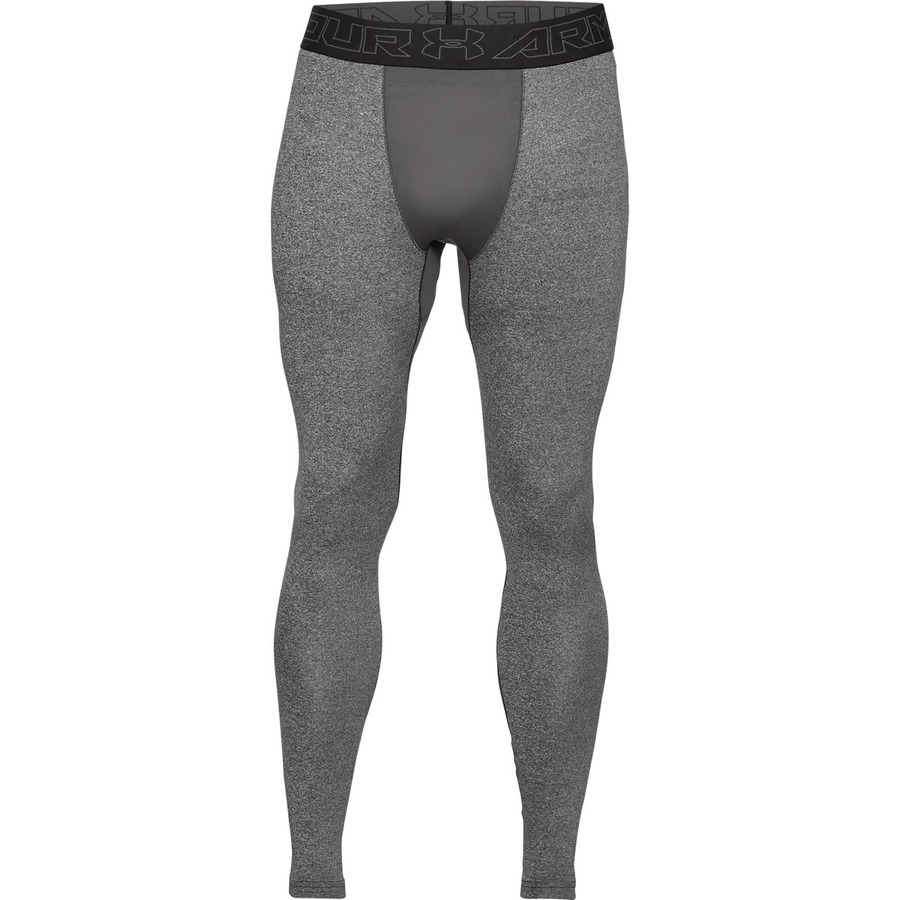 Under Armour CG Legging Charcoal Light HeatherBlack - L