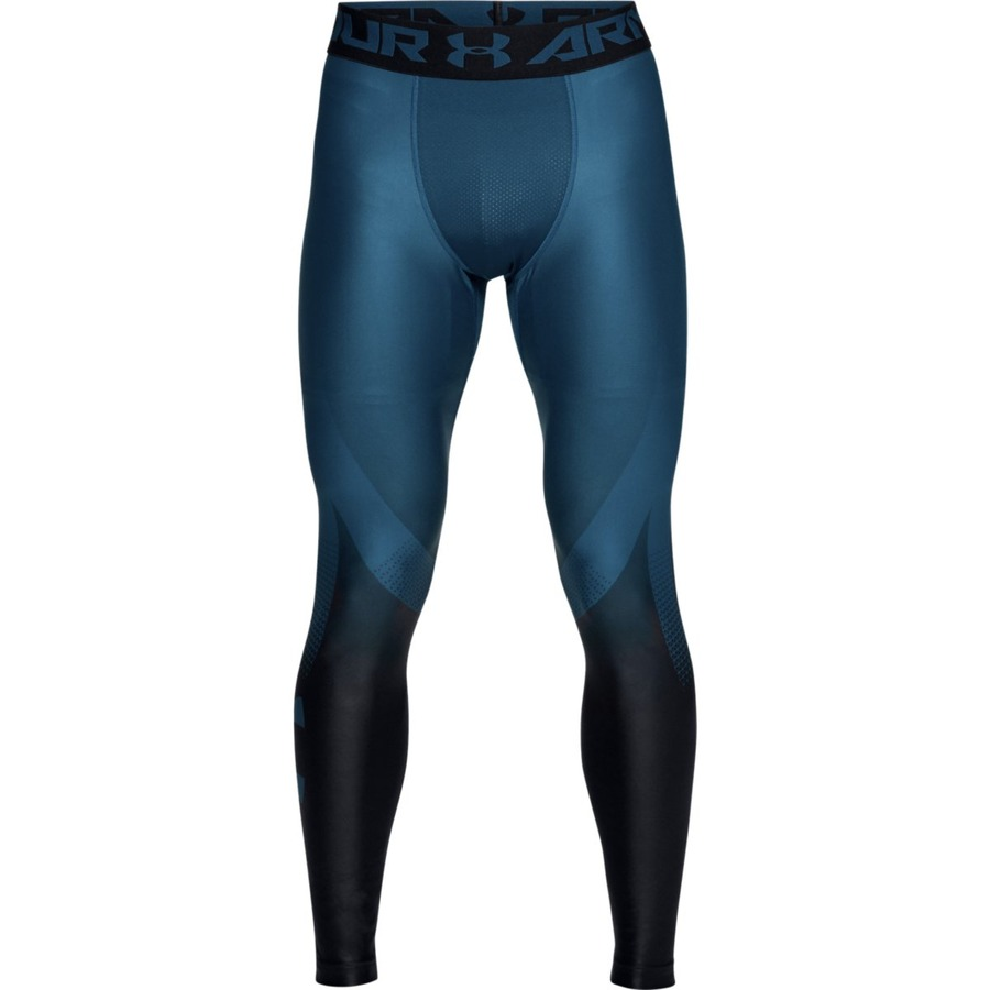 Under Armour HG Armour 2.0 Legging Grphc Techno TealBlack - S