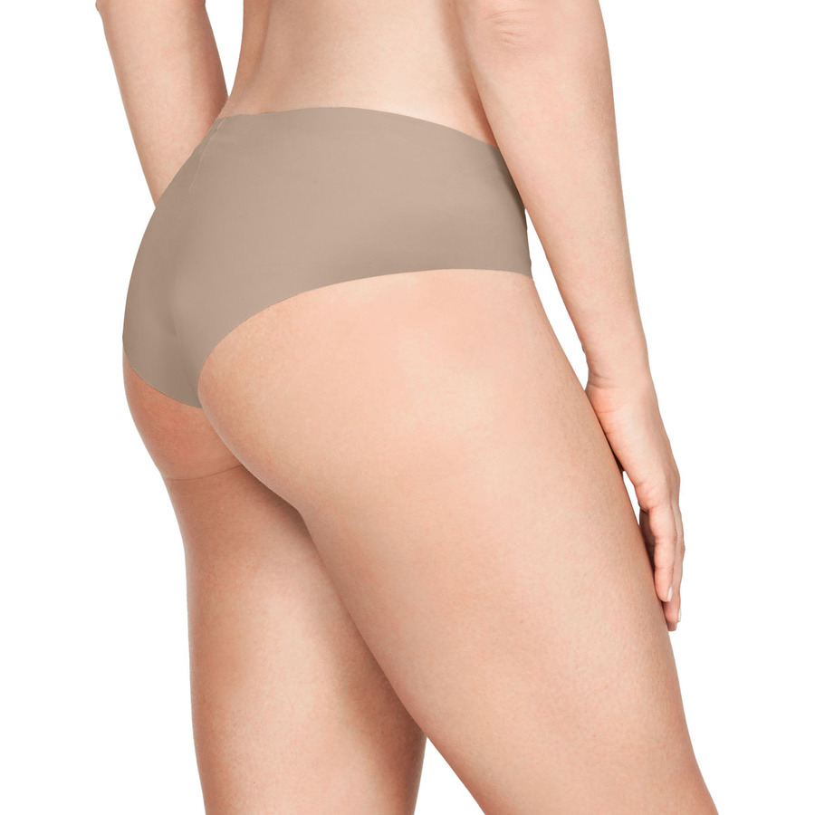 Under Armour PS Hipster 3Pack Nude - XS