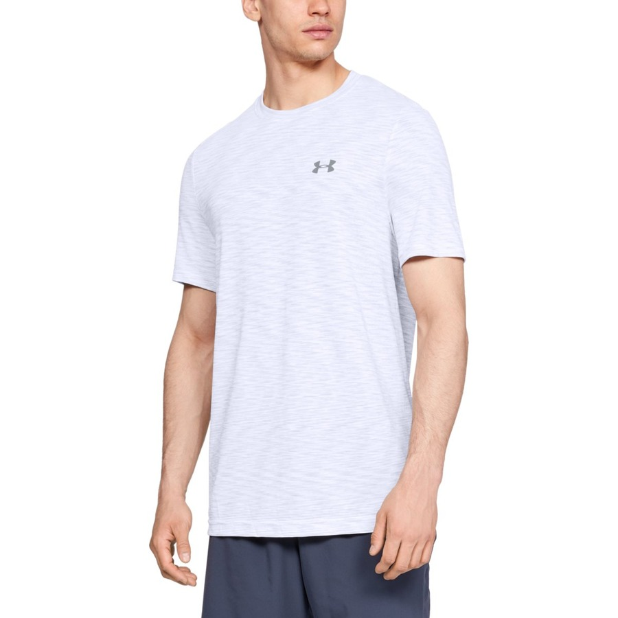 Under Armour Vanish Seamless SS White - XXL