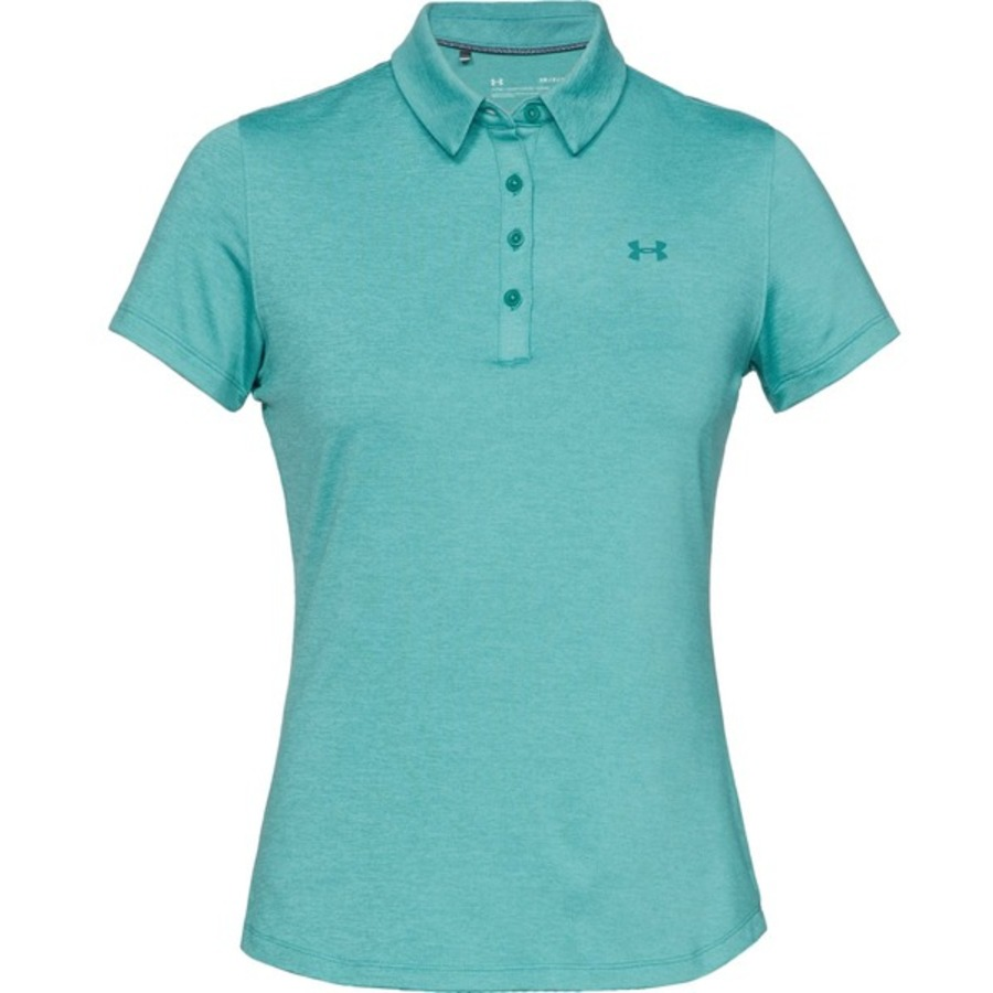 Under Armour Zinger Short Sleeve Polo Dust - XS