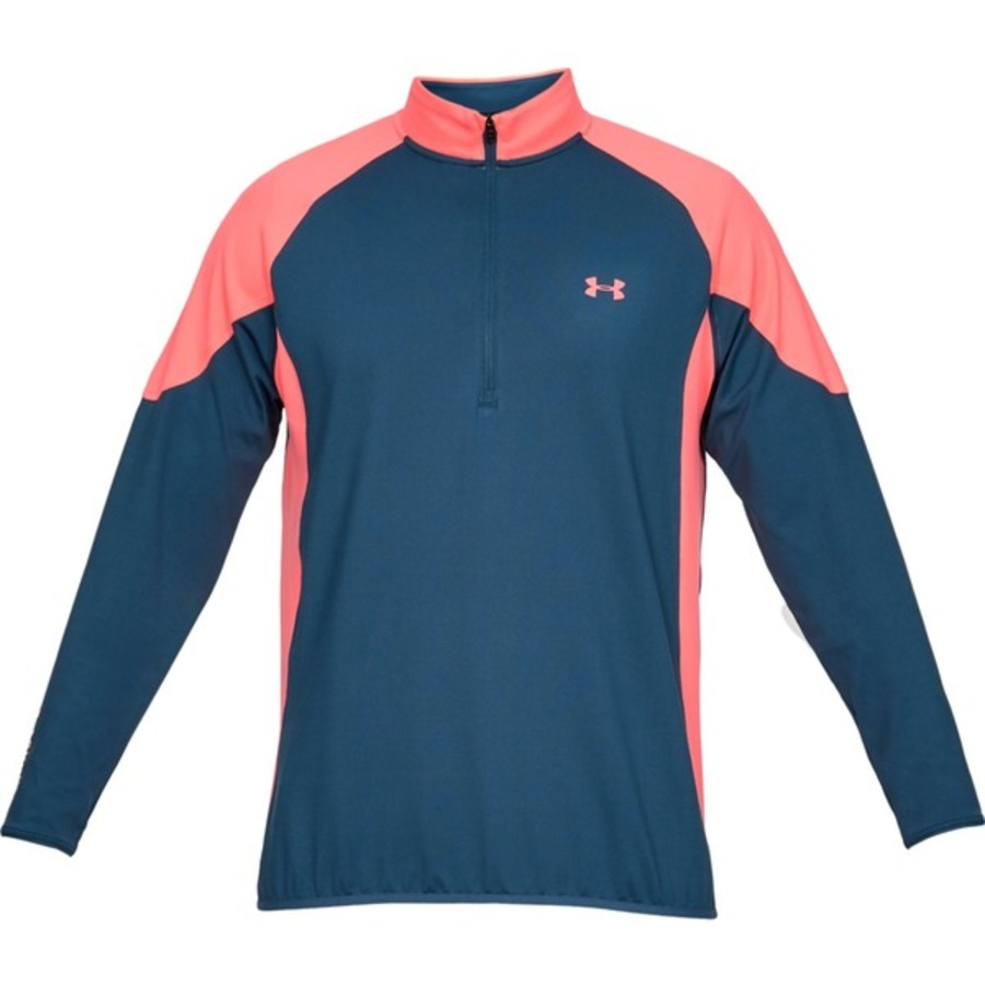 Under Armour Storm Midlayer Petrol Blue - M
