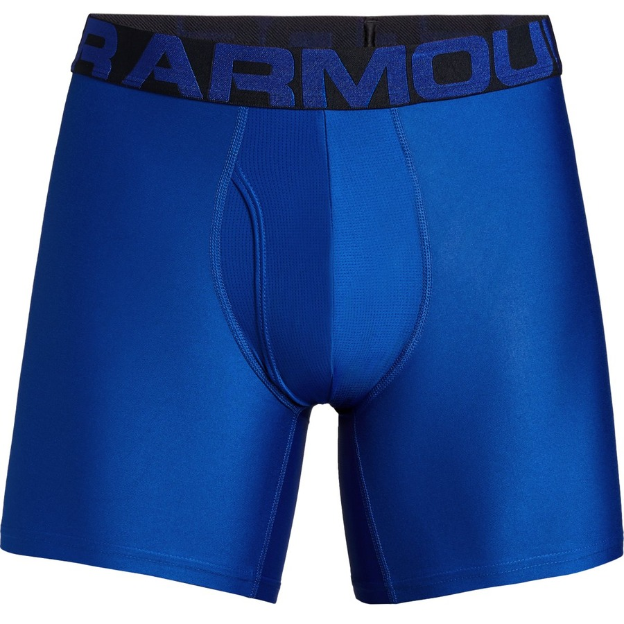 Under Armour Tech 6in 2 Pack Royal - S