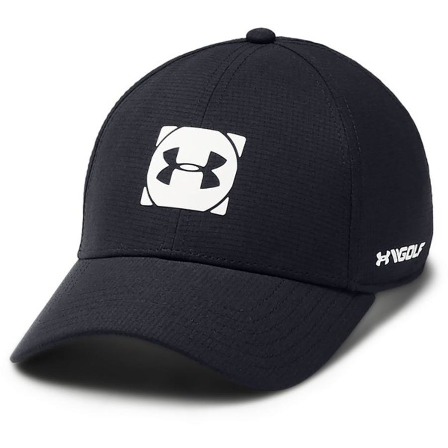 Under Armour Mens Official Tour Cap 3.0 Black - SM (52-55)