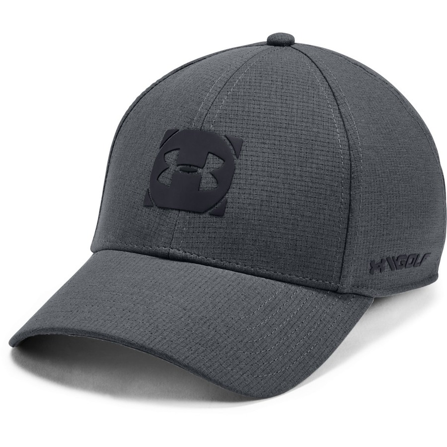 Under Armour Mens Official Tour Cap 3.0 Pitch Gray - ML (55-58)