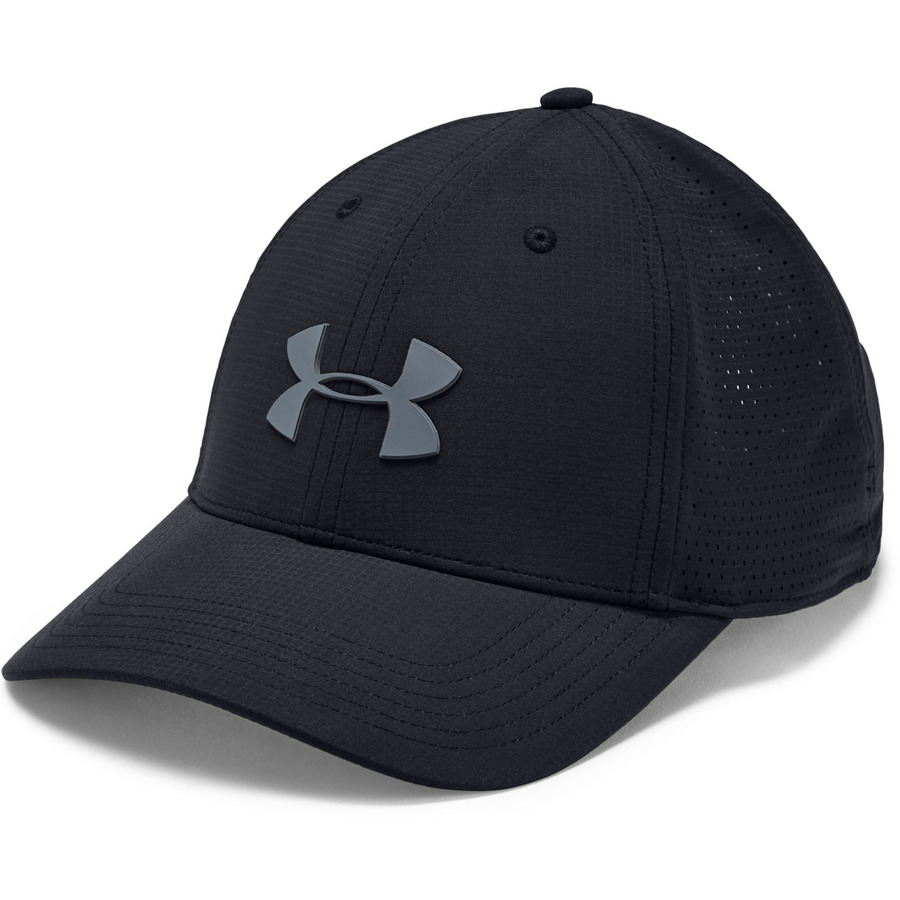 Under Armour Mens Driver Cap 3.0 Black - OSFA