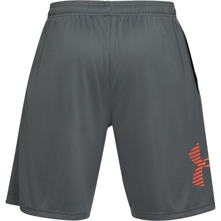 Under Armour Tech Graphic Short Nov Pitch Gray - XXL