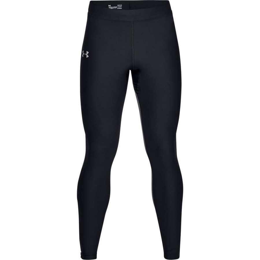 Under Armour Qualifier HeatGear Glare Tight Black - S