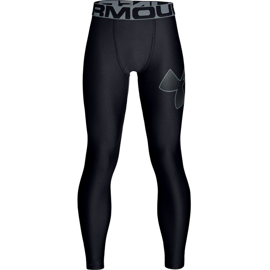 Under Armour HeatGear Legging Black - YL