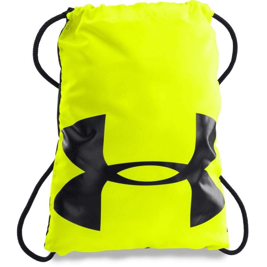 Under Armour Ozsee Sackpack High-Vis Yellow - OSFA